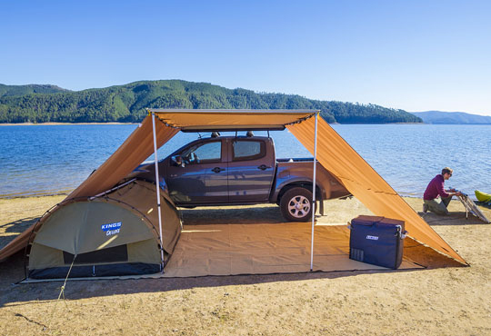 Awning and Awning Tents