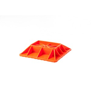 Hercules Offroad Jack Base | Essential Safety Item | Heavy-Duty Construction