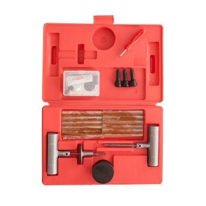 Tyre Repair Kit   47 Piece   For Tubed and Tubeless Tyres