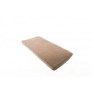 Kings Single Self-Inflating Foam Mattress | 100mm Thick | Great at camp or home