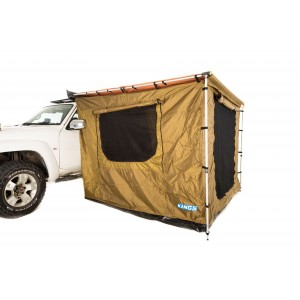 Awning Tent (suits 2m x 3m Awning)) Waterproof |Enclosed floor and roof |Adventure Kings