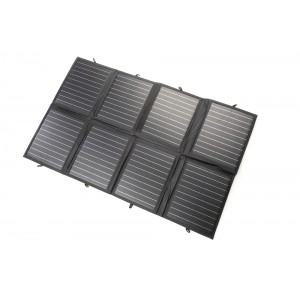 Kings 120W Portable Solar Blanket | Incl. Regulator & Cabling | Camping Solar Products