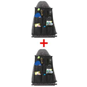 2x Adventure Kings Car Seat Organisers