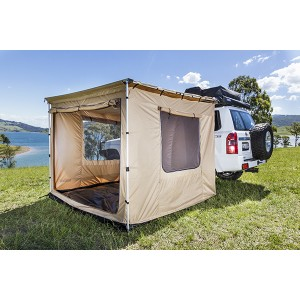 Adventure Kings Awning Tent (suits 2.5m x 2.5m Awning) | Waterproof