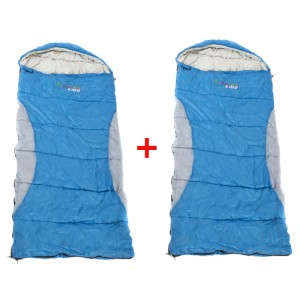 2x Kings -2°C Kids' Sleeping Bag | Supa Warm | Hard-Wearing | Lightweight & Breathable