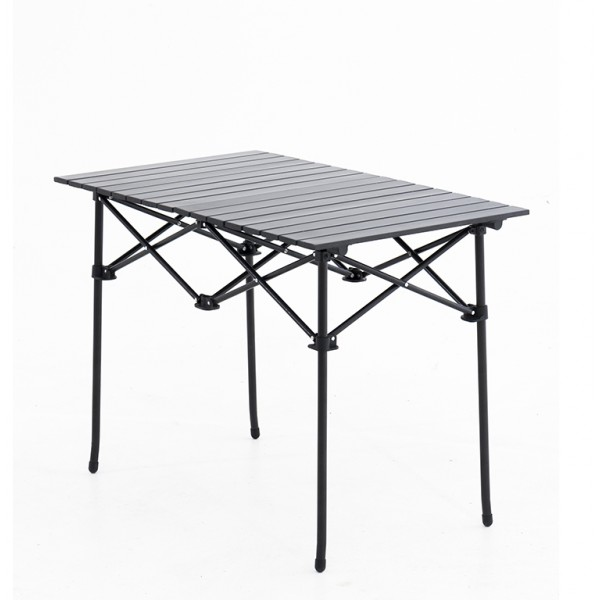 Adventure Kings Aluminium Roll Up Camping Table Lightweight Portable